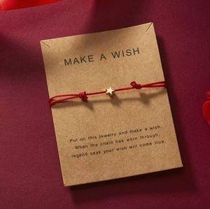 Jewelry - Make a Wish Bracelet